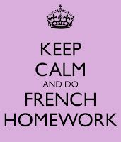 I Always Do My Homework In French - cheapbestbuyessayemail